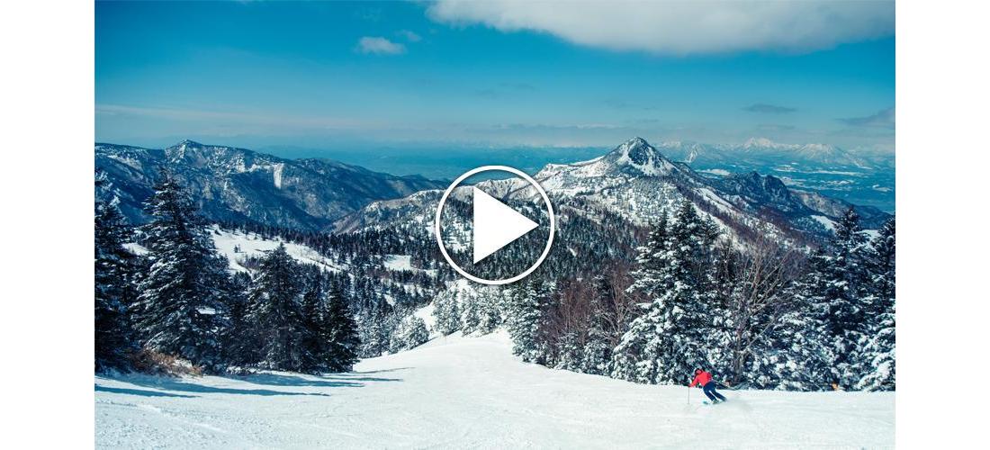日本滑雪推薦:行家天堂志賀高原  新手親子旅的冬春雪樂園