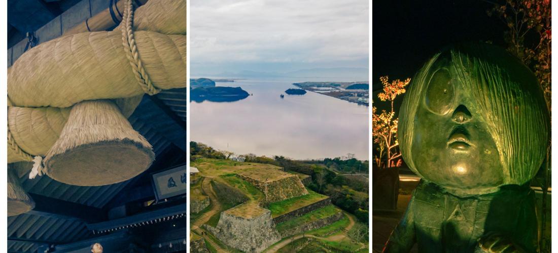 神在妖也在的結緣旅  鳥取島根山陰中部必訪景點美食推薦