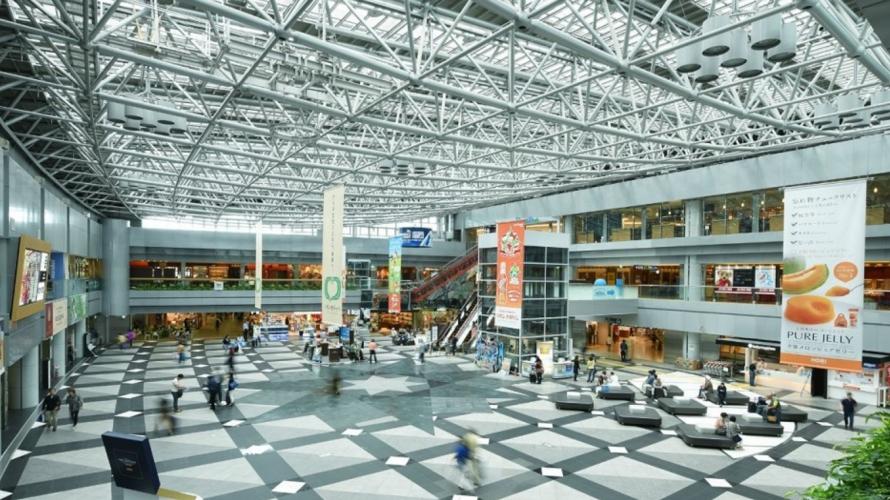 北海道观光推荐★开启趣味之旅的北海道新千岁机场