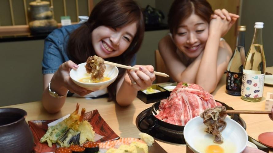 在日本吃饭千万别犯的筷子禁忌!用筷礼仪!