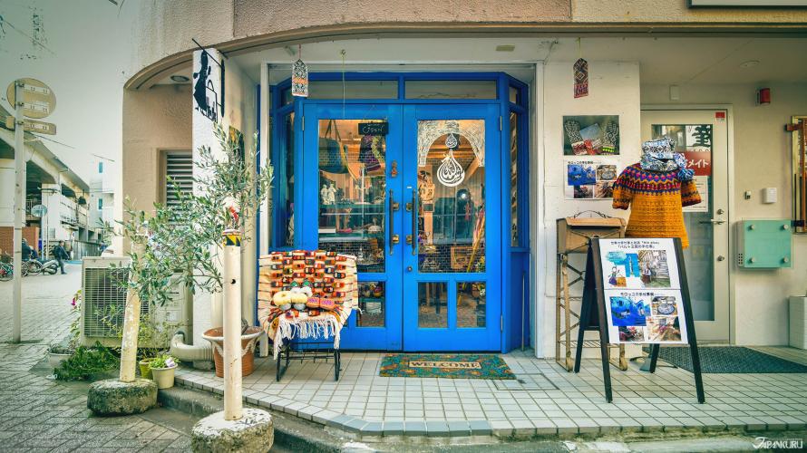 从东京西荻窪出发环游世界  旅行杂货铺 Hin plus (旅する雑貨屋 Hin plus)