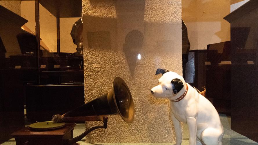 金泽留声机博物馆:唤醒你的老派音乐灵魂