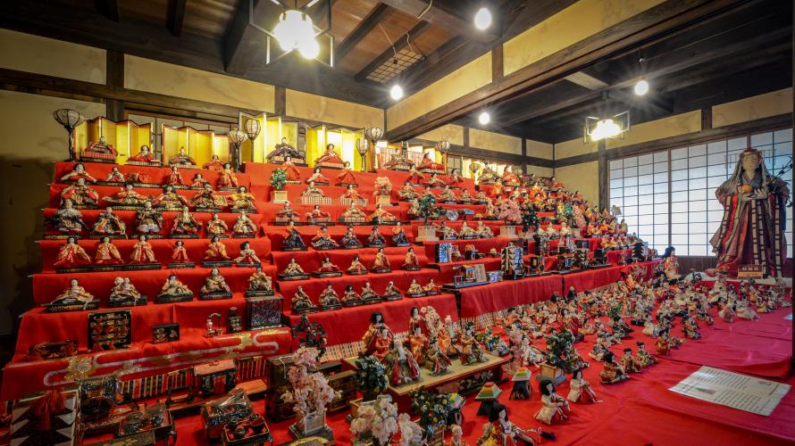 Lễ hội  truyền thống Nhật Bản, Hina Matsuri (ひな祭り)  Ngày lễ cho các bé gái Nhật Bản