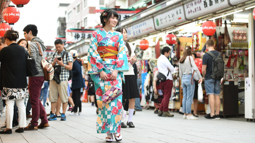 Sự khác nhau giữa Kimono và Yukata