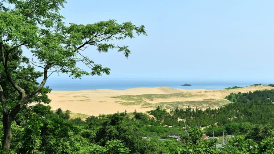 """เนินทรายในญี่ปุ่น ไปเที่ยวกับเราที่ """"ทตโตริ"""" ทางตะวันตกของญี่ปุ่น"""