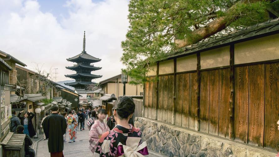 여름만큼은 꼭 피해야 할 일본 여행지는? 교토(京都)