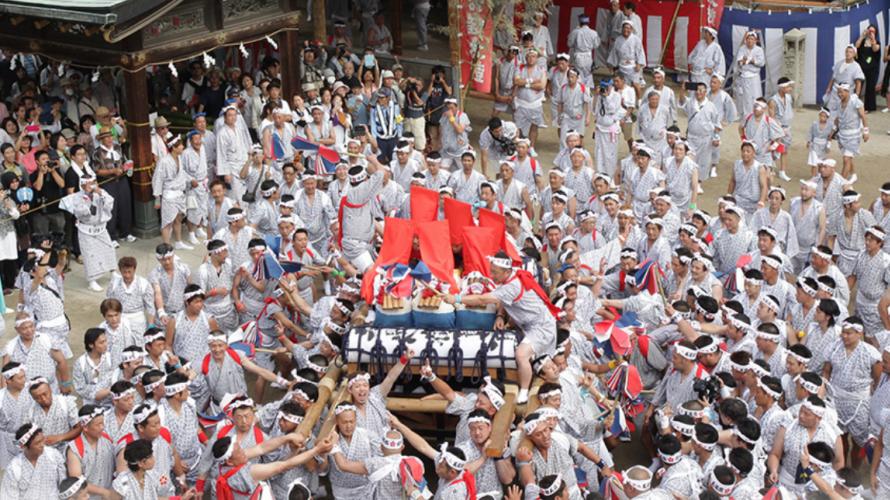 일본의 3대 마츠리! 7월엔 오사카의 텐진 마츠리(天神祭)에 가자!