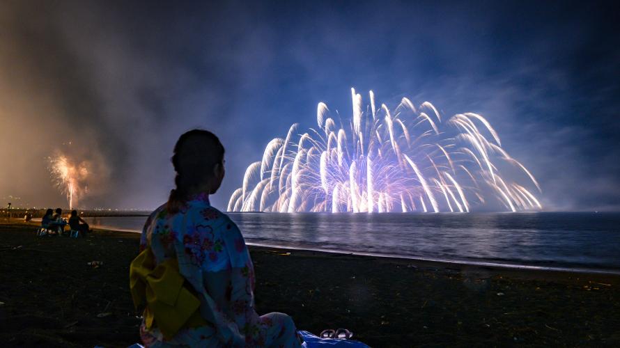 Lễ hội bắn pháo hoa tại Tateyama: Sự kiện không thể bỏ lỡ!!