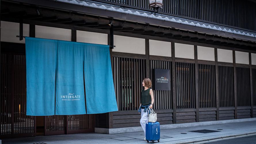 ทั้งสะดวกและสบาย:ด้วยเสน่ห์เกียวโตที่ Hotel Intergate Kyoto Shijo Shinmachi