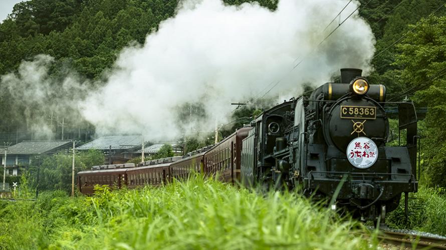 距離東京最近的蒸汽火車  SL PALEO EXPRESS秩父鐵道旅(2021.04.22更新)