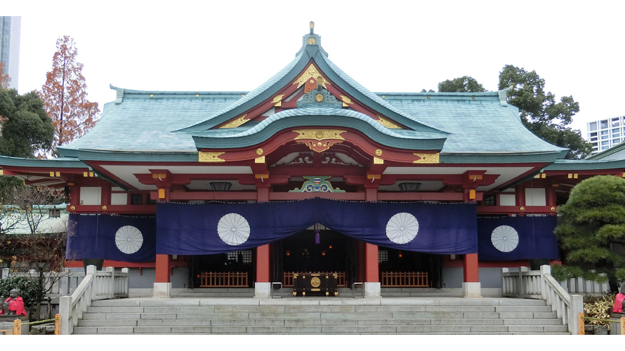 The Chopsticks Ceremony at Hie Shrine ・ Treat Your Chopsticks with Respect!