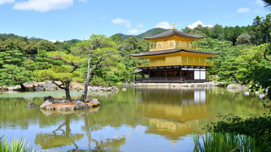 วัดโรคุอนจิ (วัดทอง) พลาดไม่ได้เมื่อไปเที่ยวเกียวโต