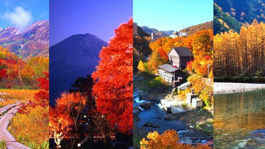 2019 일본 현지인들이 뽑은 국내 단풍여행지 베스트 10