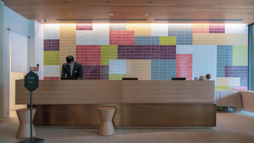 Khách Sạn Với 5 Màu Sắc Truyền Thống Kaga Nhật Bản: Hotel Intergate Kanazawa