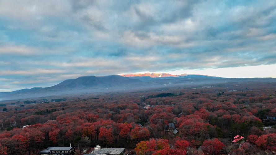 """รีสอร์ทและความสวยงามของแต่ละฤดูกาล - ไปหาคำตอบว่าทำไมจักรพรรดิญี่ปุ่นถึงรัก """"นาซุ"""""""