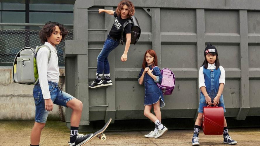 일본 유명 스쿨백 란도세루! 디젤 신상 출시