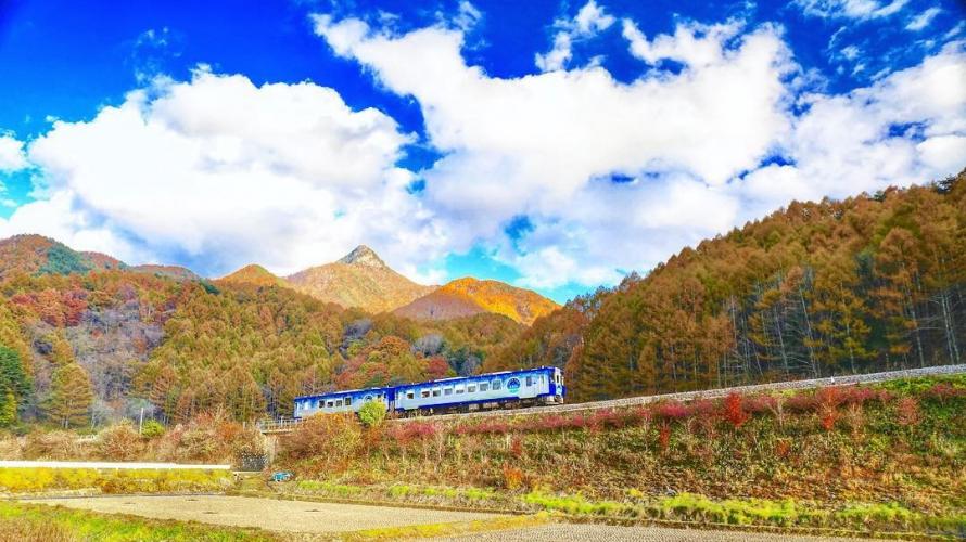 Du hành đến Nagano và Niigata bằng Joyful Trains