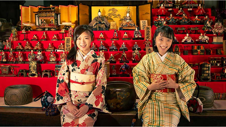 HAPPENING NOW - Make Your Way to Makabe's Hinamatsuri Festival with Tsukuba Express's...