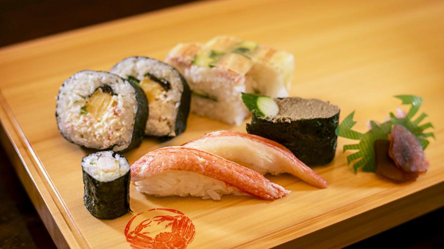 3 étapes pour déguster les sushis de la meilleure façon! Profiter au maximum des sushis...