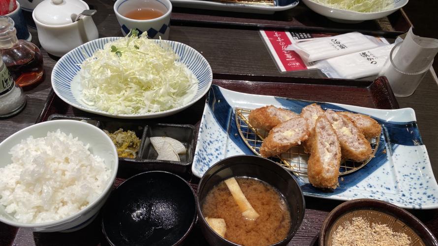 후쿠오카 하카타역 돈까스 맛집 하마카츠(濵かつ)!