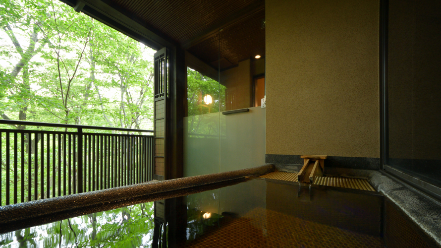 Experience the Bliss of a Classic Japanese Hot Spring Ryokan Resort with 2020 Renovations...