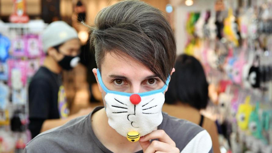 新型肺炎的口罩生活時尚  這3款布口罩日本爆紅?