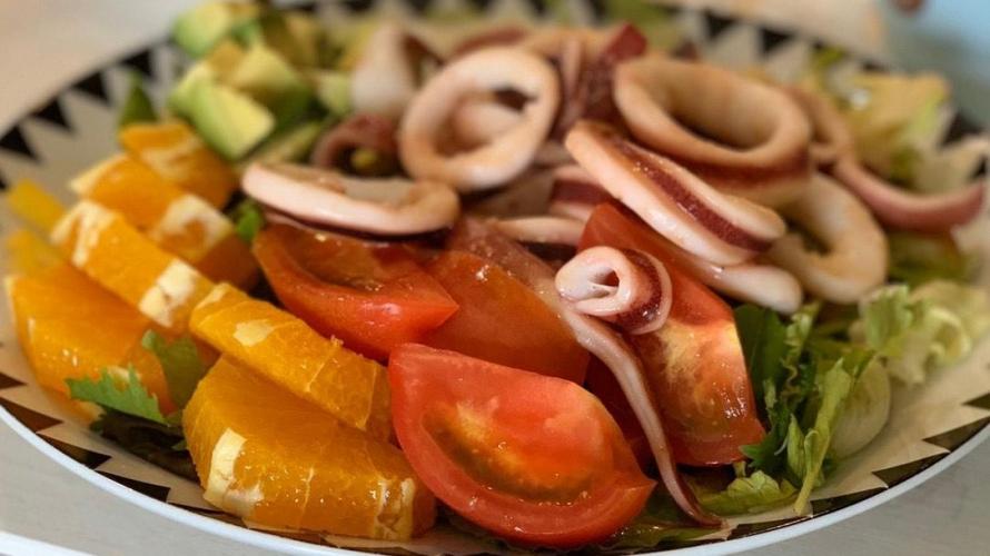 【집콕 요리】주말엔 운동도, 그리고 영양만점 싱싱해물요리로 영양만점 오징어볶음을 먹어볼까요