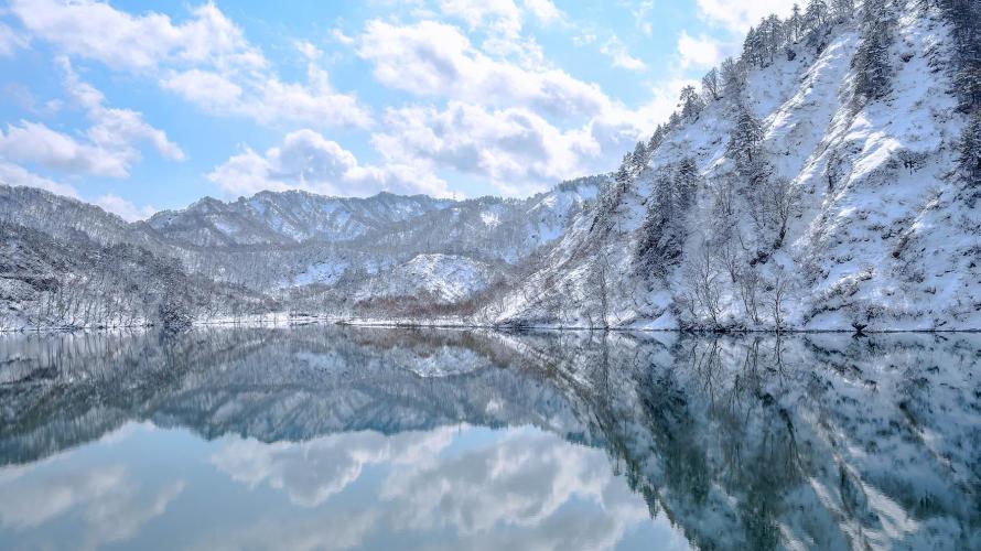 【再見日本】福島:搭乘只見線必看 田子倉湖