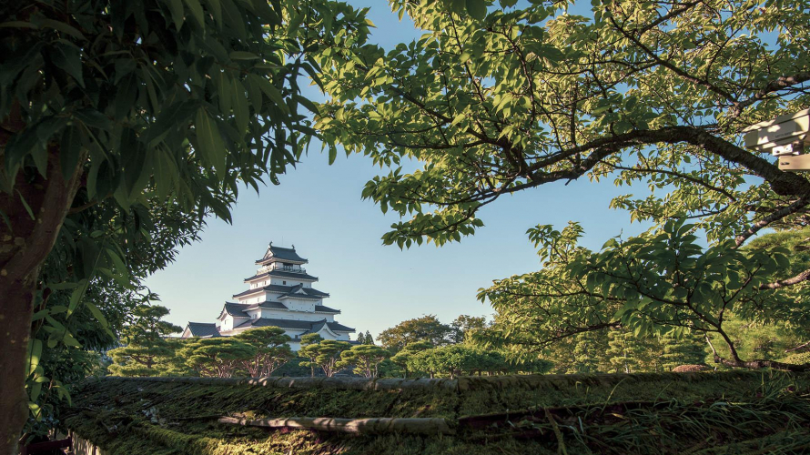 【再見日本】福島:鶴城公園
