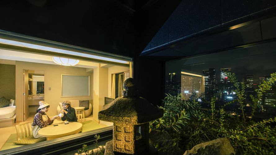 Entre Namba et Umeda, Osaka View Hotel Honmachi est un hôtel abordable dans le centre...