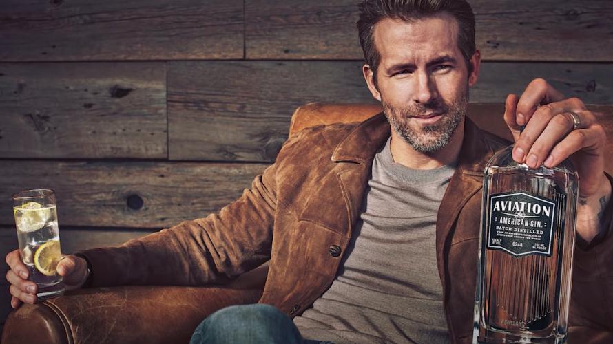 ライアン・レイノルズ(Ryan Reynolds)の広告マーケティング