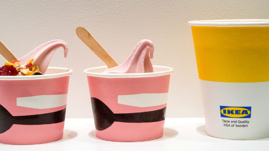 Ikea Harajuku Has Vegan Ice Cream in Time for Hot Summer Days in Tokyo