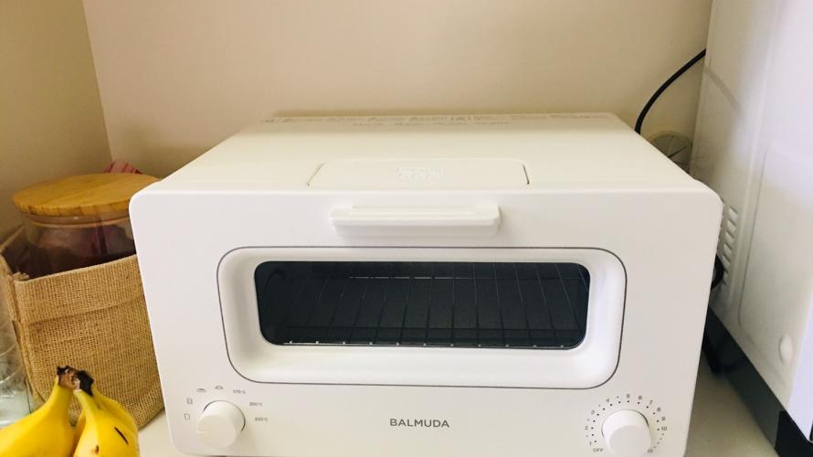 BALMUDA The Toaster まわりがカリっと、中はふわっと 感動の触感☆彡