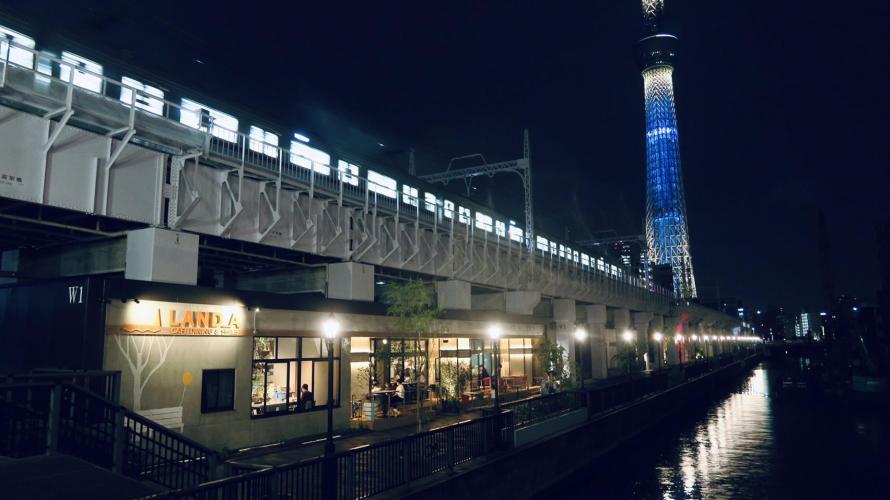 Tokyo Mizumachi - Visiting the New Path Connecting Asakusa and Tokyo Skytree