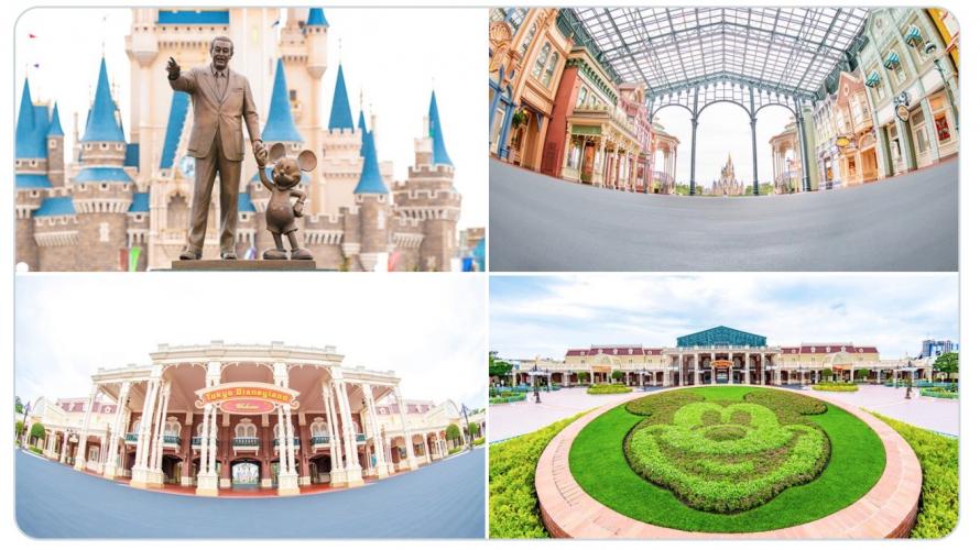 Disneyland Reopens! Long Time No See, Tokyo Disney