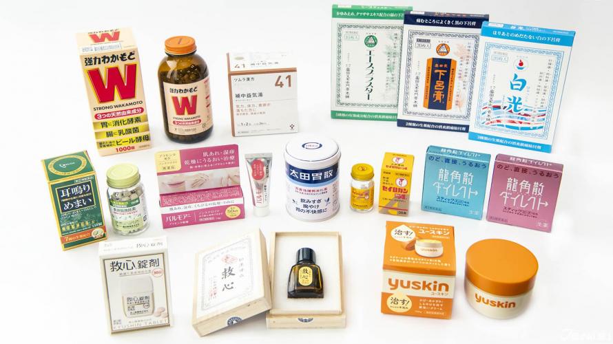 必买?日本药妆店长销人气老牌家庭药品精选11款  家中有它好放心