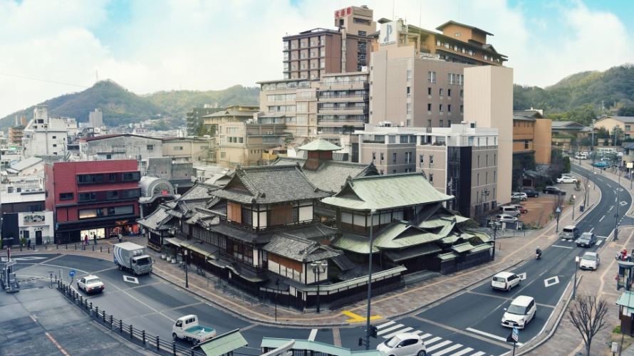 3 Traditional Japanese Resorts Near Dogo Onsen - The Inspiration for Ghibli's Spirited...