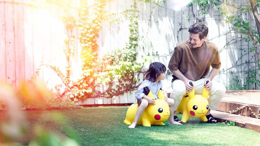 New Pokemon Toy Suggests We've All Been Secretly Longing to Ride Pikachu