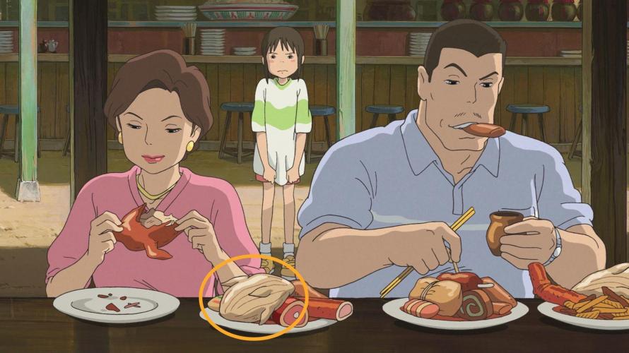 千尋老爸吃的是台灣肉圓?前吉卜力動畫導演解密神隱少女謎之食物