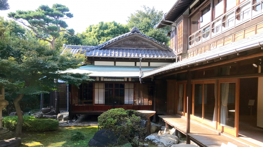 The Kyu Asakura House, A Traditional Japanese House Hidden Just off Daikanyama's Trendy...