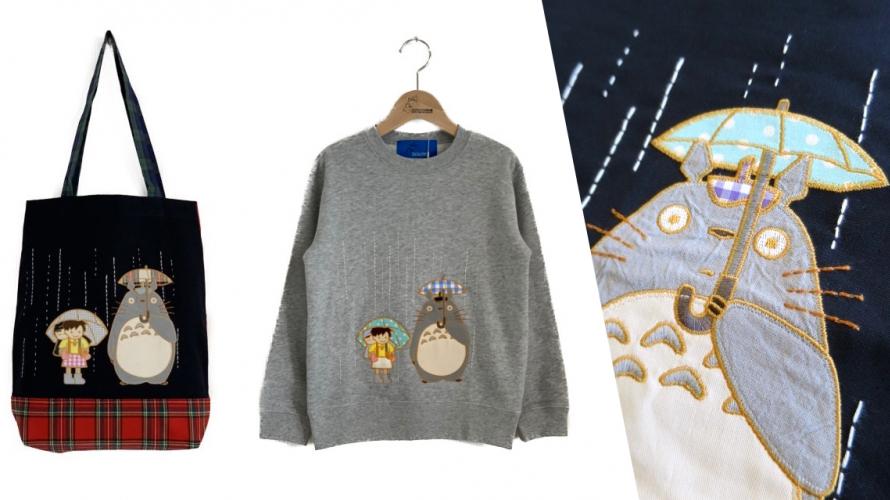 吉卜力小眾品牌「那件衣服」快閃店東京出發!日本巡迴到明年春季