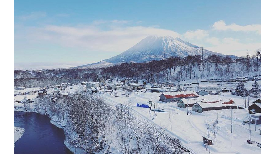 เที่ยวนิเซโกะ เล่นสกี สโนว์บอร์ด แช่ออนเซ็น ในเมืองเล็กๆของฮอกไกโด