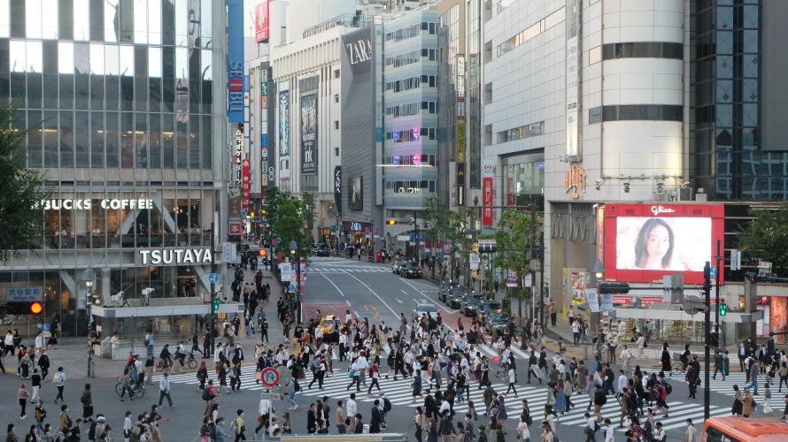 Shibuya Update - October 2020 - What Does Shibuya Look Like Half a Year Into COVID?