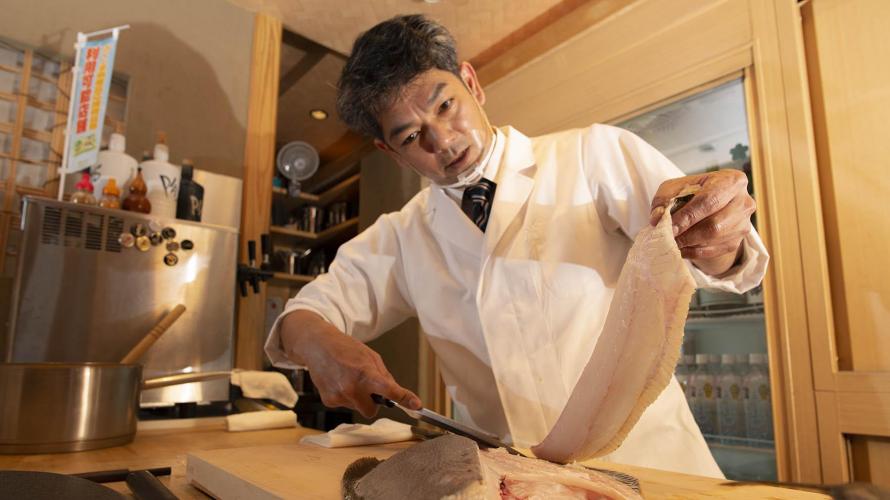[특집: Do you Know 'Joban fish'?] Ep10. 최고의 조반모노를 제공하는 도쿄의 레스토랑 3곳