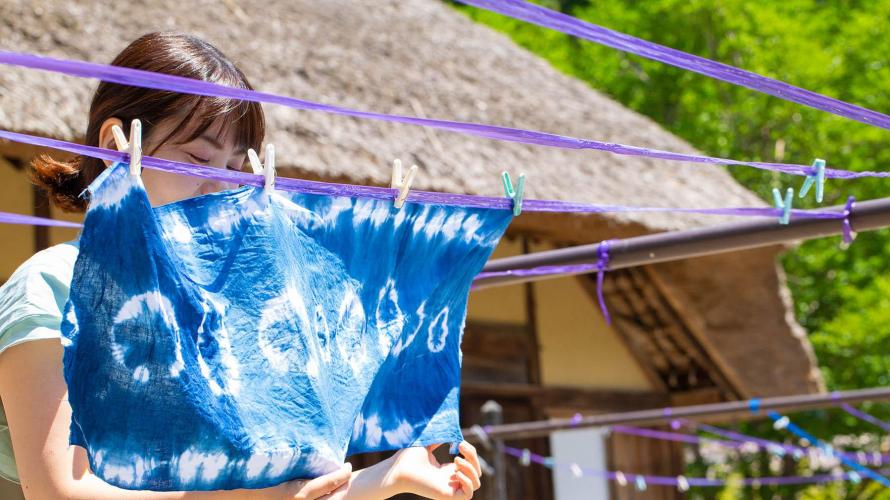 從日本藍染到徒手抓魚  福島南會津町旅行不可錯過的5項體驗