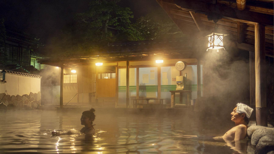 Tamatsukuri Onsen | Springs for the Gods, Springs for Beauties, Baths for Everyone