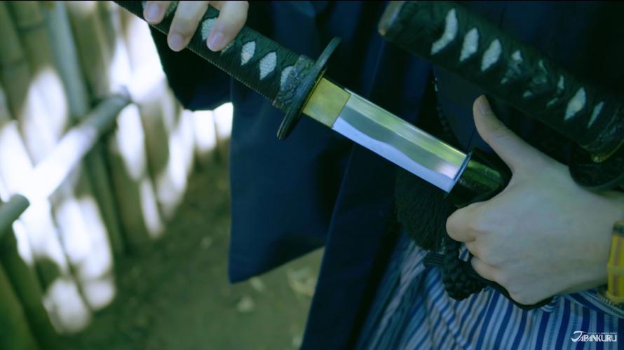 축림(竹林)사이로 나타난 자토이치! 지바현 사쿠라시의 무사저택