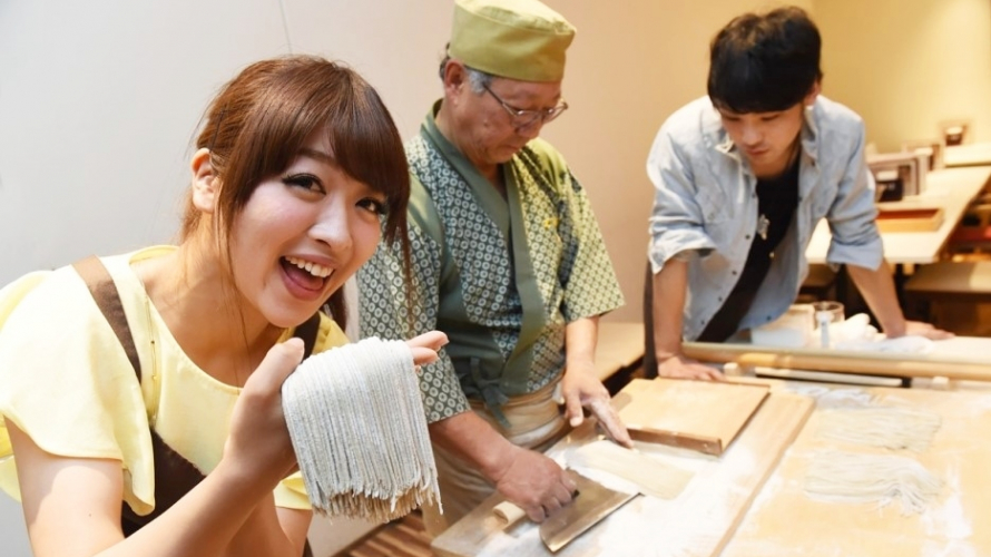 3 Soba Noodle Cooking Classes Around Japan ・ Learn to Make Soba from the Experts