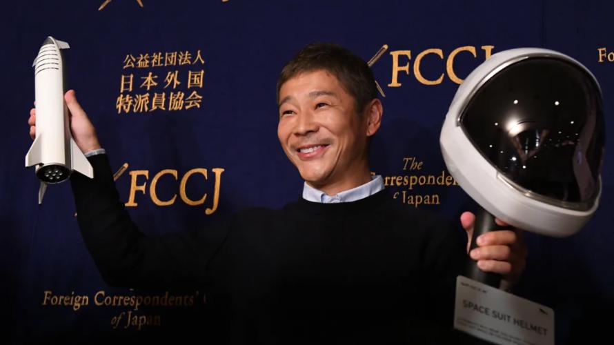 드디어 간다! 일본에서 화제인 '그사람', 러시아 우주선 타고 ISS행