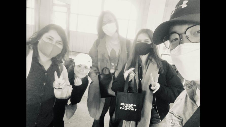 JR동일본 츠바메산조 촬영 뒷이야기